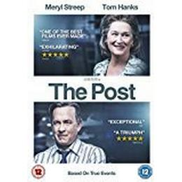 The Post [DVD] [2018]